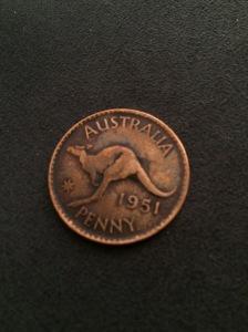 My very pretty penny.